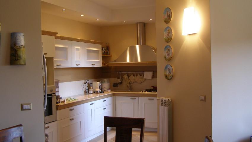 Ristrutturazione cucina e soggiorno ditta edile appartamento a roma