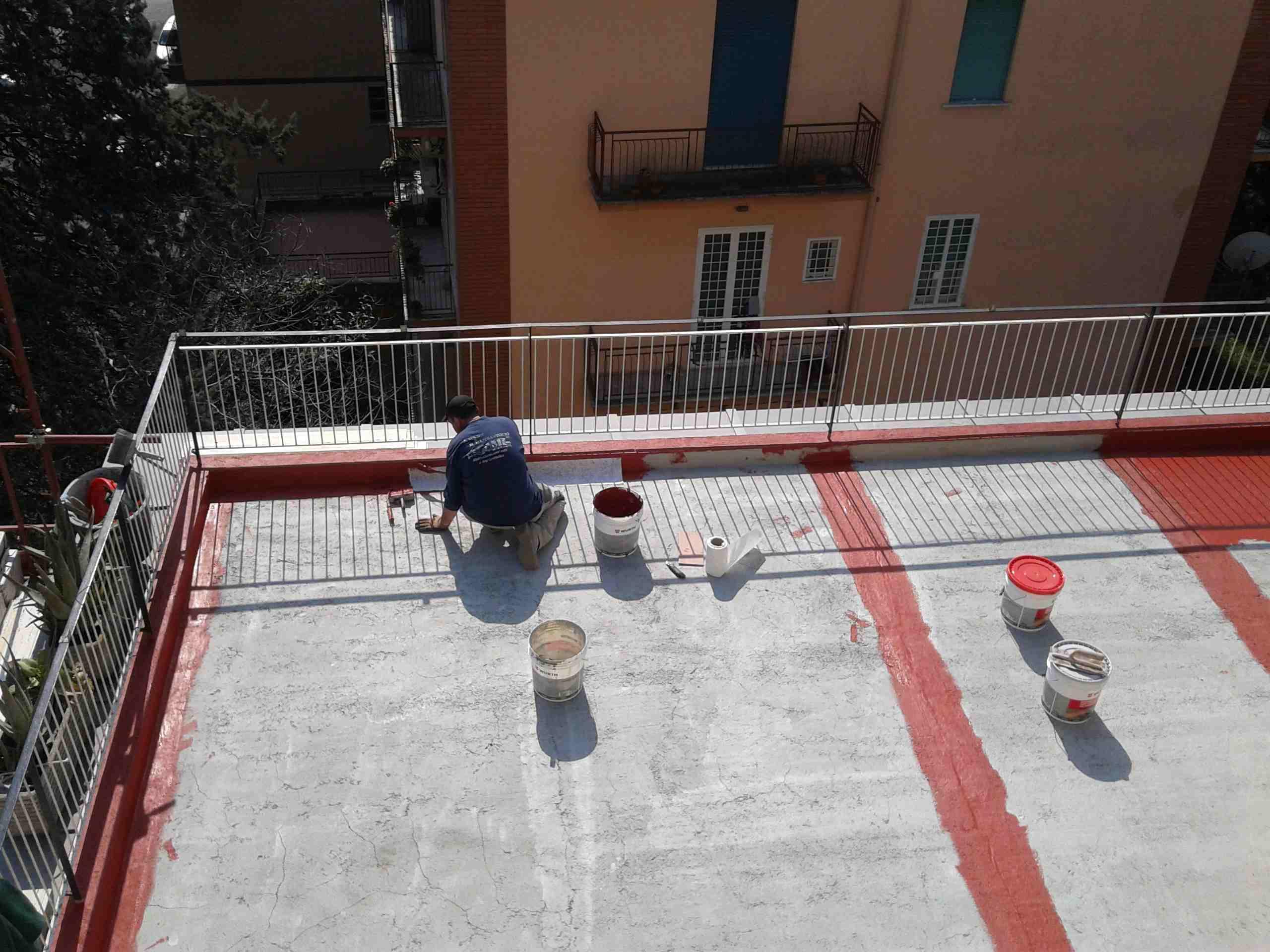 Emejing Rifacimento Terrazzo Condominiale Photos - Design Trends ...