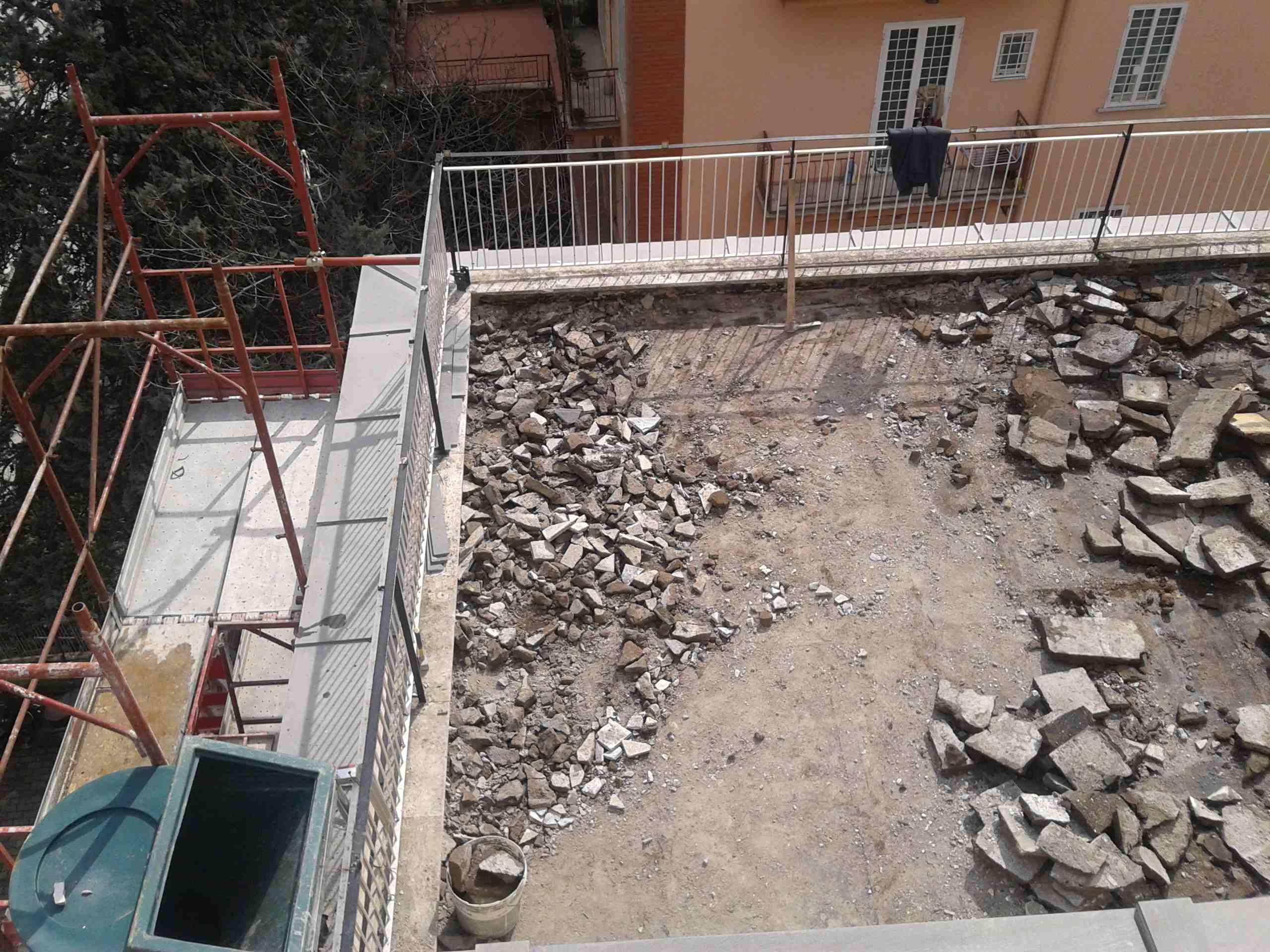 Emejing Rifacimento Terrazzo Condominiale Ideas - Idee Arredamento ...